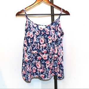 Floral Cotton On Top
